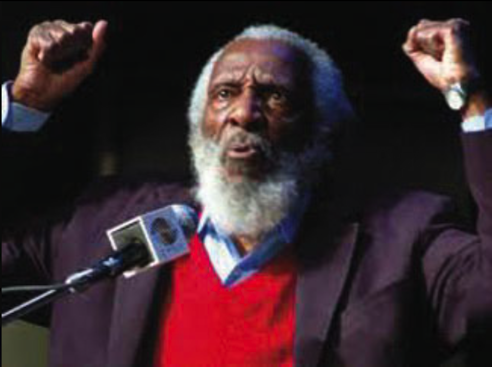 Dick Gregory Expression for Justice